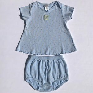 Carter's Baby Girl Top & Bottom Set